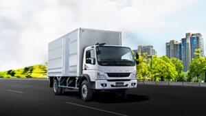 Tặng 1.000 lít dầu khi mua xe tải Mitsubishi Fuso Canter