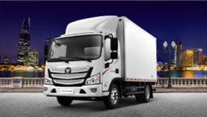 Ưu đãi 50 triệu đồng cho dòng xe tải Thaco Foton M4 350 thế hệ mới
